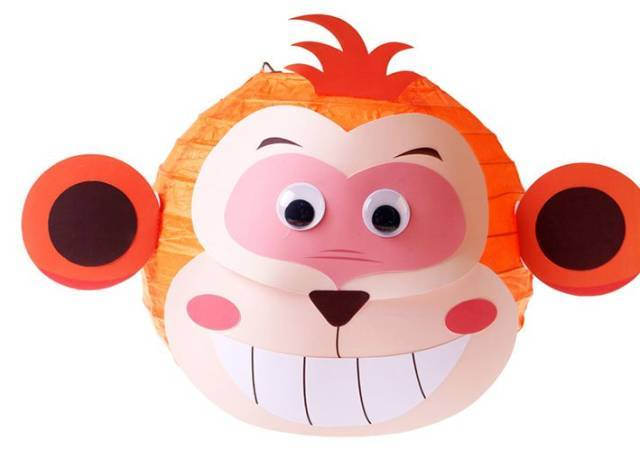 废旧袜子手工制作猴子 一双废弃的袜子转眼间就变成了一只可爱的猴子