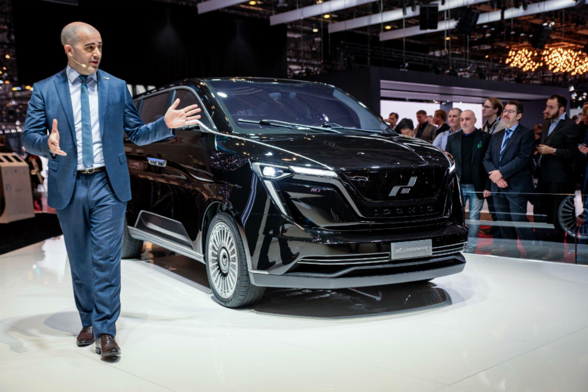 日内瓦车展上最逆天的无人驾驶汽车!两年后它将亮相全球?