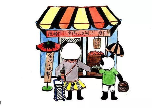 太赞了!成都一小学生手绘72幅熊猫漫画,为了让更多人了解家乡的方言