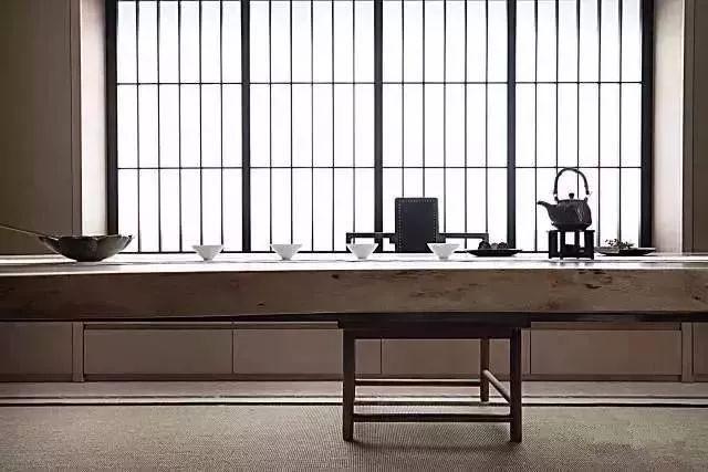 汉式生活︱新中式 · 茶室设计