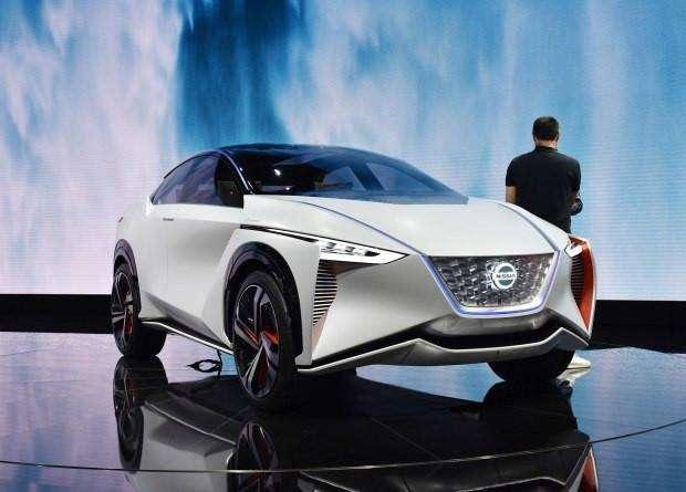 日产公布最新战略计划 集中发力电动车