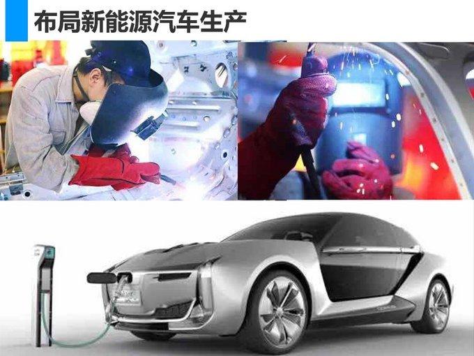400亿建厂!宝能进军电动车市场 年产100万辆
