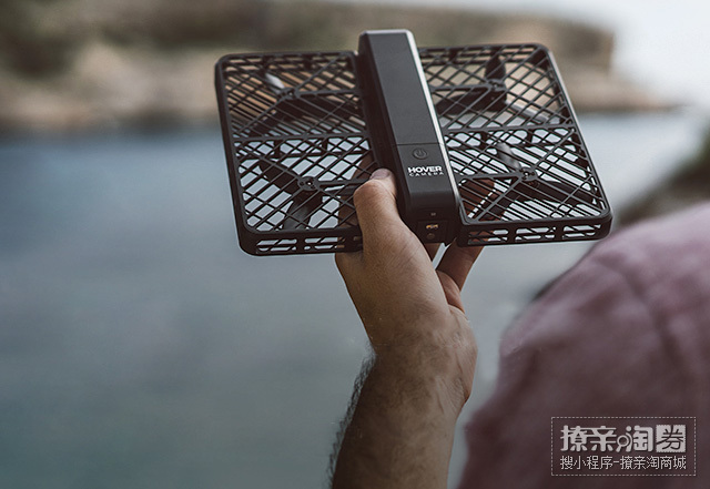 香港马会资料小鱼儿:自动跟拍折叠智能无人机可指尖放飞+空中摘取+近身飞行=酷