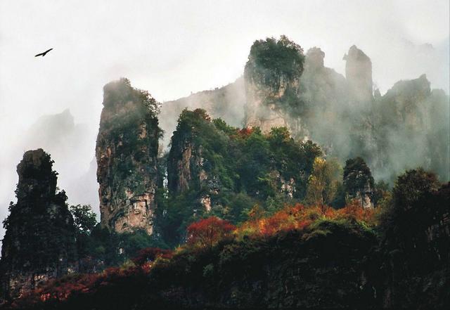 藏在深山人未知!这个最受日本人喜爱的中国景点多神奇