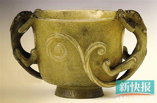 古人制杯求精美 有些至今难仿制