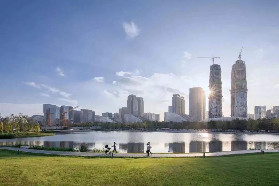 成都金融城三期最新建设进展:一大波新地标即将亮相!
