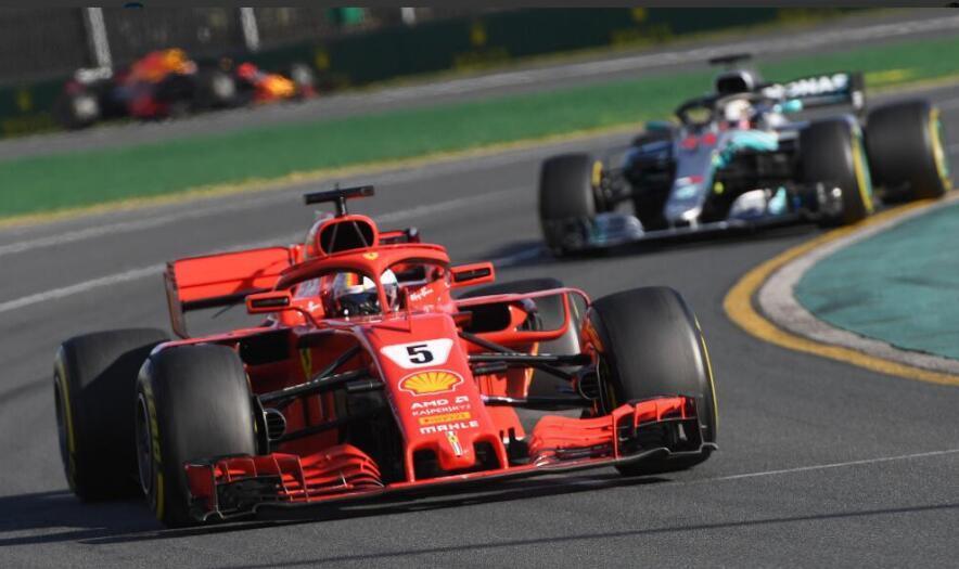 f1澳洲站维特尔策略制胜夺冠 kimi第3阿隆索第5