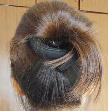 掏头发器使用图解