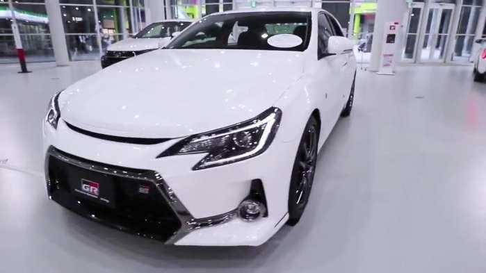 值得入手的一款好车2018款丰田锐志上市