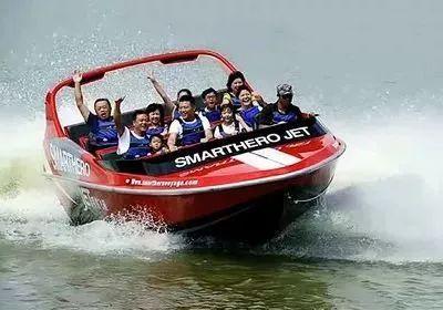 马来西亚沙巴亚庇史上最齐全的水上娱乐项目大全来袭!