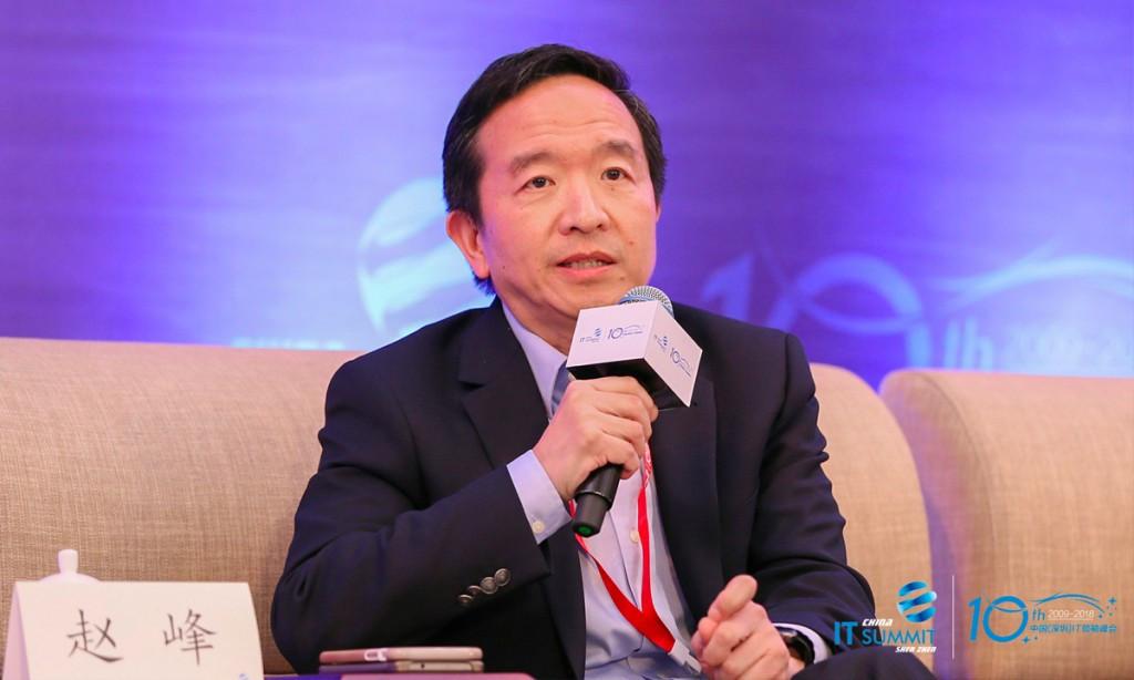海尔集团CTO赵峰:制造业领域的互联网机会和我