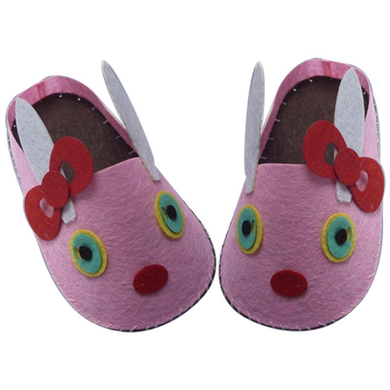幼儿园鞋子手工制作图片