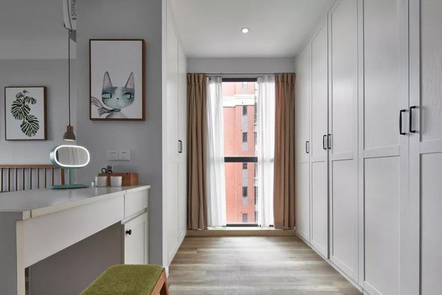 芜湖县105平米三居室装修案例 欧式全包15万!