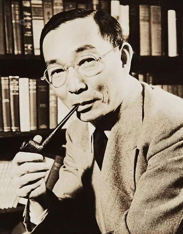 """自称""""两脚踏中西文化""""的林语堂,他笔下的中国味,全是英文!"""