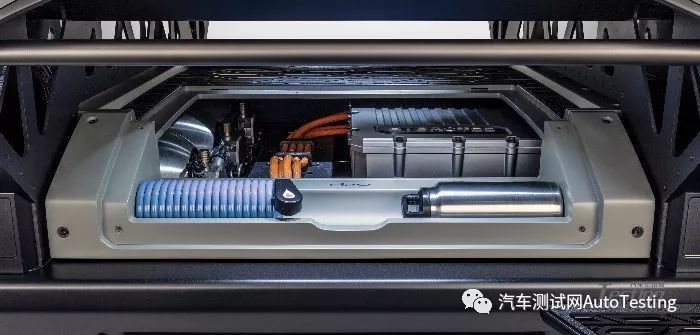 通用汽车将推出全球首个自主燃料电池平台