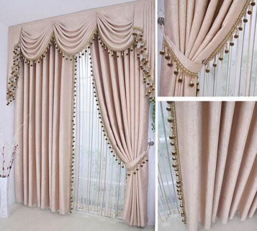 斜窗窗帘做法_小窗户窗帘应如何搭配?带你寻找2018窗帘好款式!