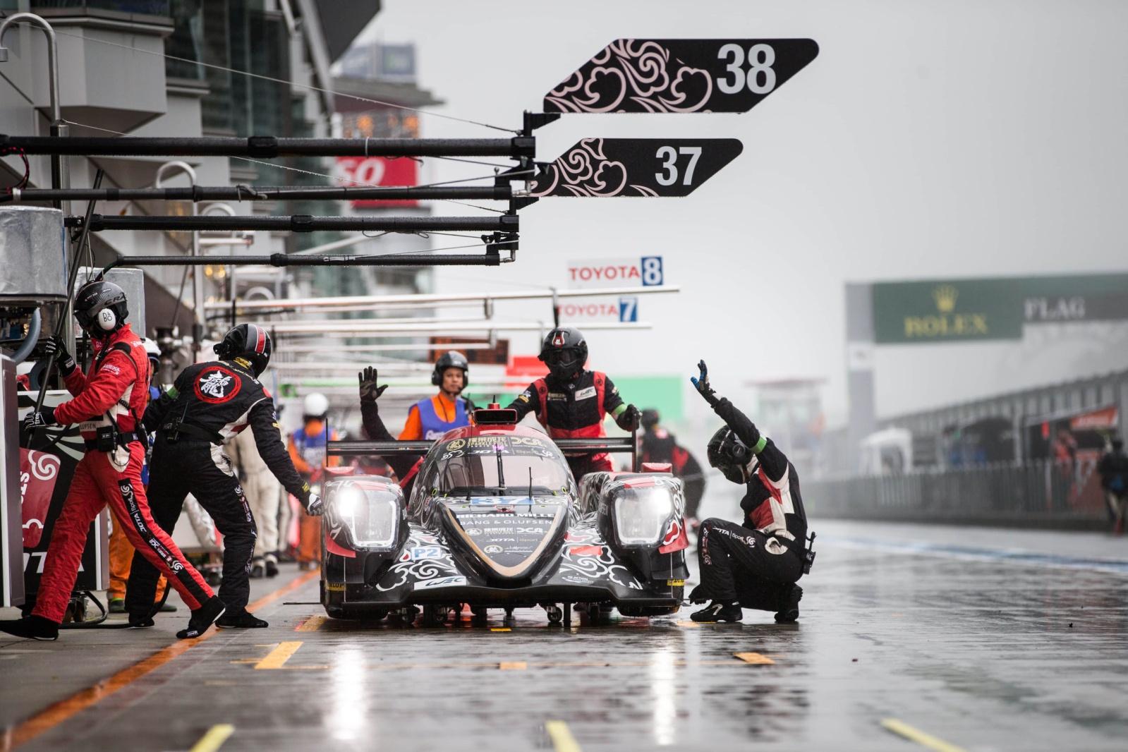 耀莱成龙dc车队欢迎全马来西亚车手阵容 加入37号赛车