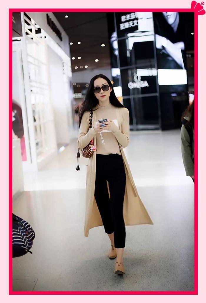 时尚 正文  3月21日,宋茜现身上海机场,当天她身穿黑色运动上衣搭配