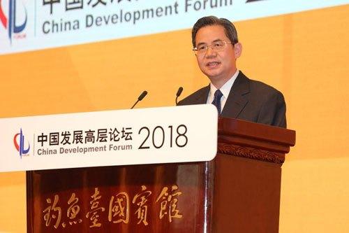 中国女外交部部长_外交部副部长郑泽光:中国不怕打贸易战,望美方冷静下来
