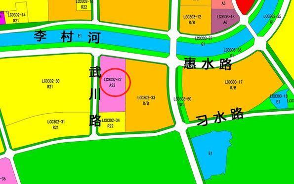 惠水城市规划图