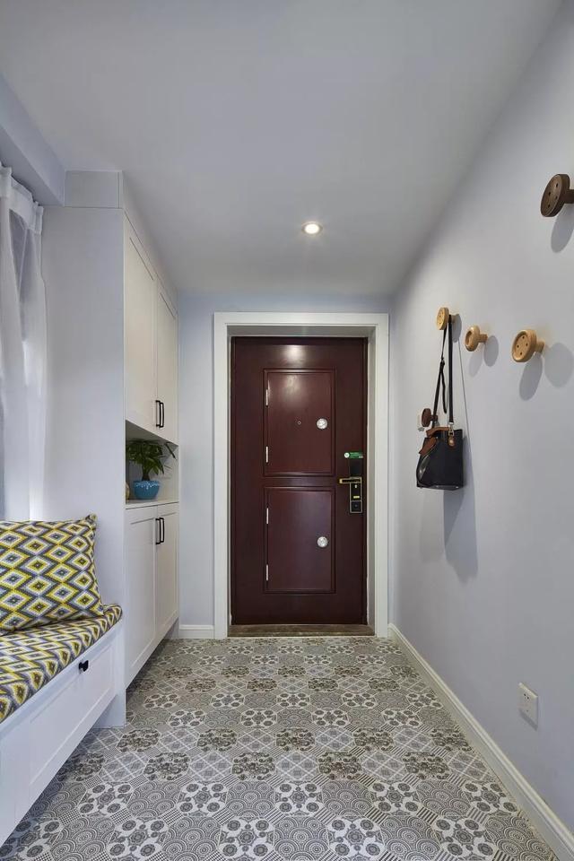 芜湖县105平米三居室装修案