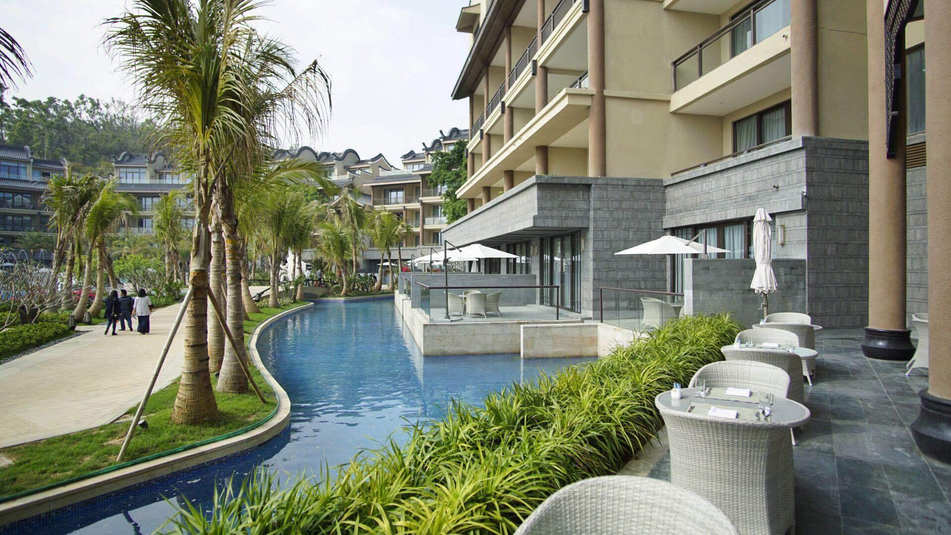 珠海凤凰湾悦椿酒店3月26日开业  正式接受宾客预订
