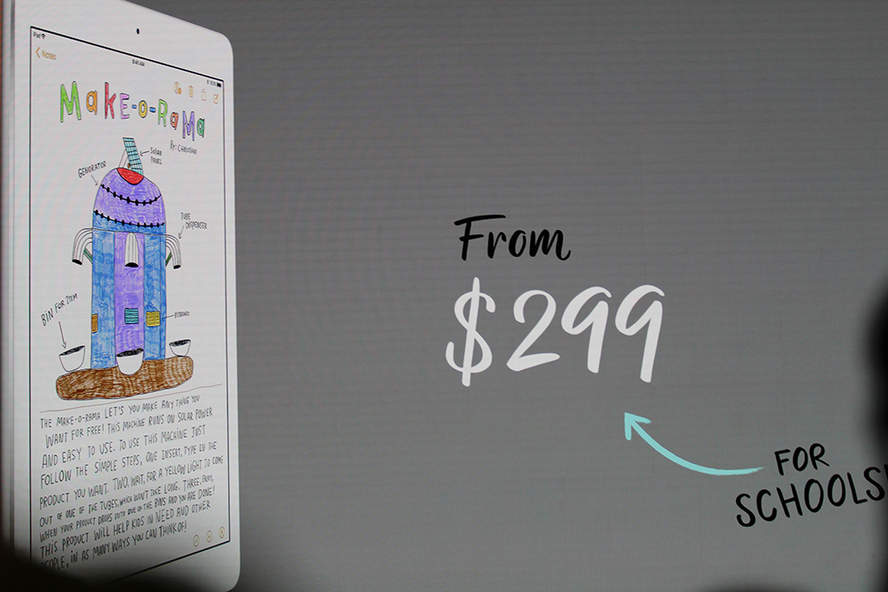 苹果新款iPad价格多少钱 配置参数介绍