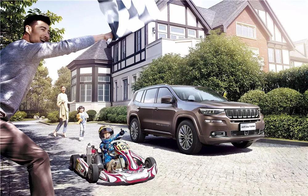 """全新Jeep大指挥官瞄准""""消费升级"""",七座SUV市场来了一位全能型选手"""