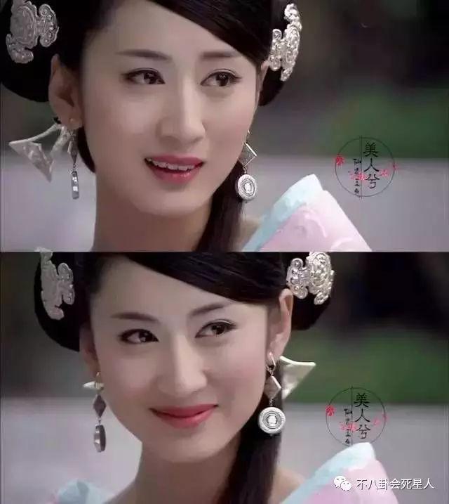 在《母仪天下》中郭珍霓饰演的赵合德是一位蛇蝎美人.