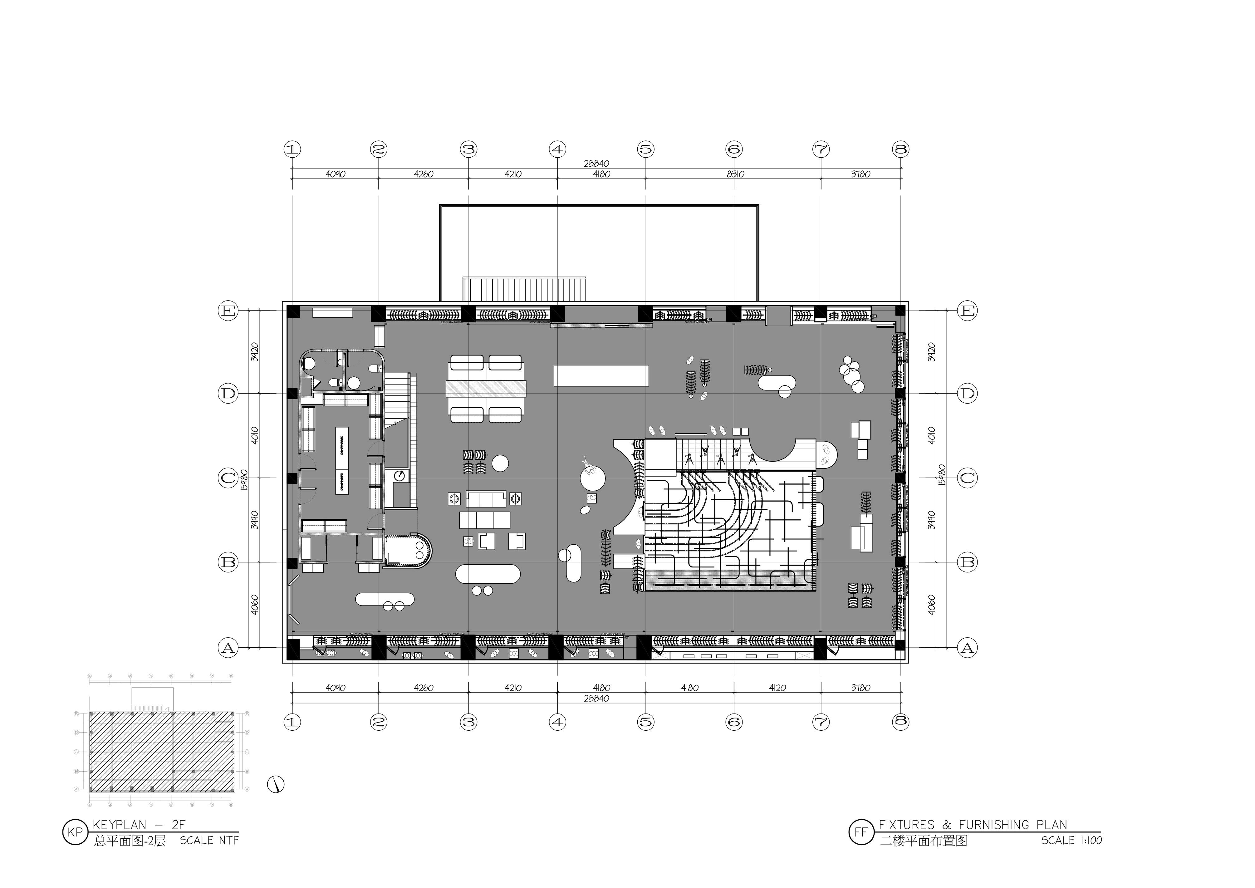 户型 户型图 平面图 4021_2845图片