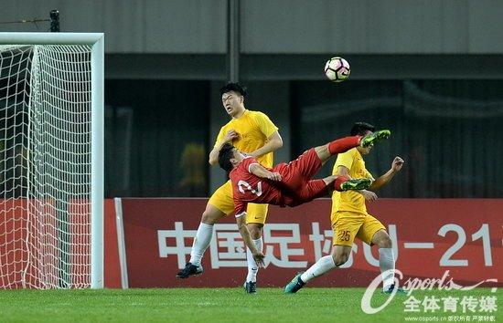 热身赛-U21选拔队0-1不敌叙利亚 三战1胜1平1负-OPE体育·电竞