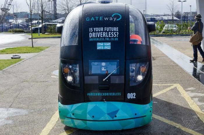 豆荚状自动驾驶舱可能是Uber城市交通的未来