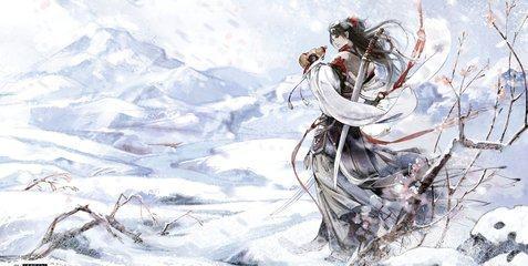 剑来小�_烽火戏诸侯:《剑来》西去不复返,最美不过蜀《桃花》