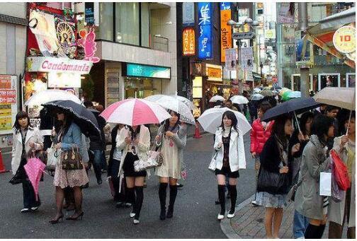 日本留学同学们为什么都想去东京
