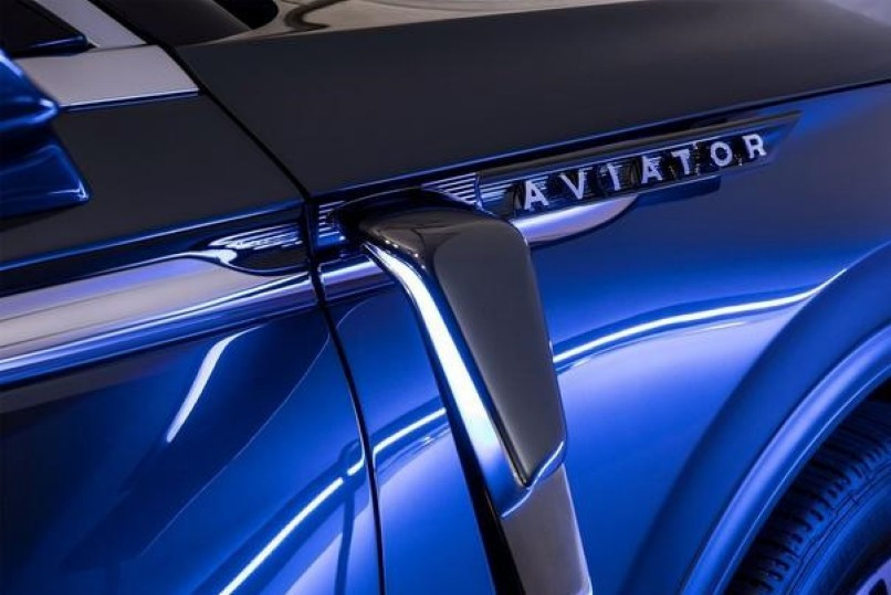 新车 家族最漂亮的SUV中大型林肯Aviator(飞行家