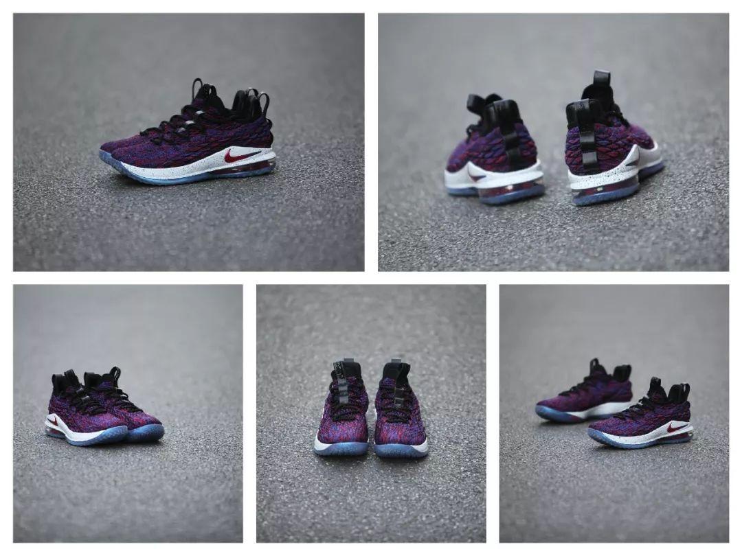 finest selection 9bd90 df824 XH55限定发售#【 Nike LeBron 15 Low