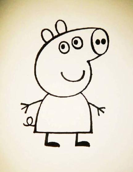 动漫 简笔画 卡通 漫画 手绘 头像 线稿 431_558 竖版 竖屏