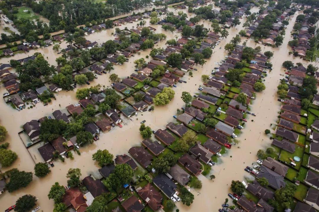 市政府想在休斯顿地下挖地道,洪水来了一下全部吸走排进墨西哥湾?