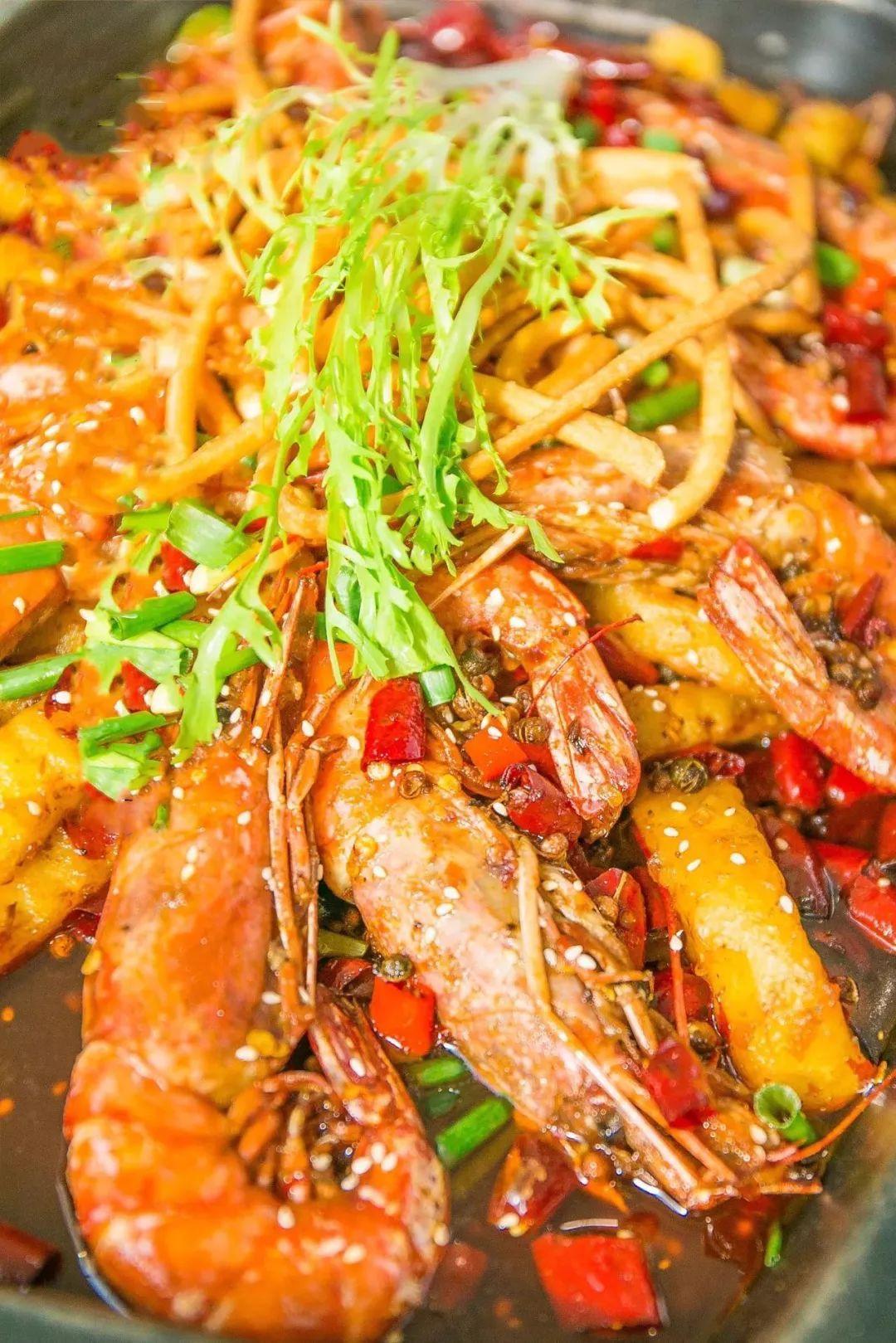 根廷美食_阿 根 廷 红 虾