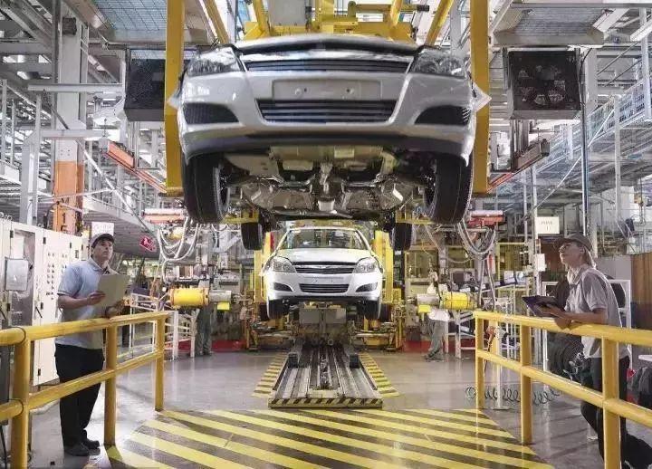 【科普】汽车整车的各大总装线生产流程太全面了_北京pk十开奖历