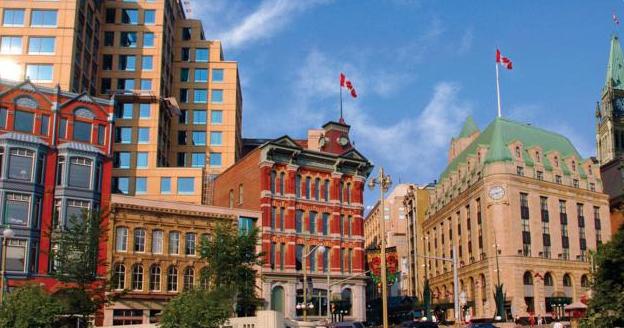 去加拿大留学,这5所学校推荐给你