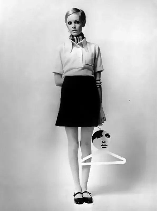 1米7不到,體重只有41kg的她,推翻了夢露性感豐腴的圖片