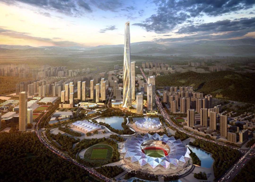 深圳未来高楼规划_大变局!深圳这个片区规划竟直接对标前海!再看不明白就晚了!