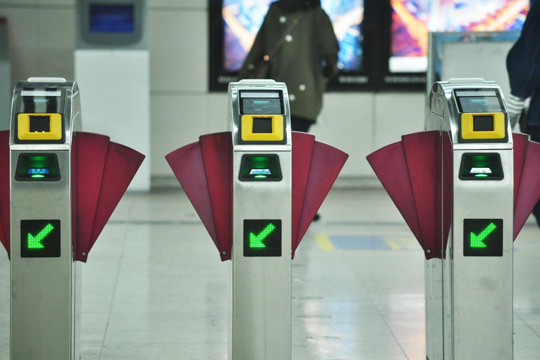 北京地铁上半年将实现扫码乘车 一秒钟即可进站