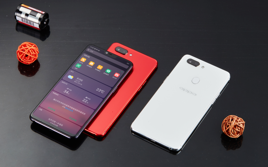 现在真的2018年智能手机什么最火吗?来一台oppo r15,全部搞定!