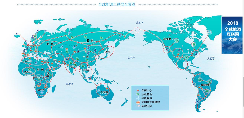 全球能源互联网顶层设计已完成 总投资约38万亿美元