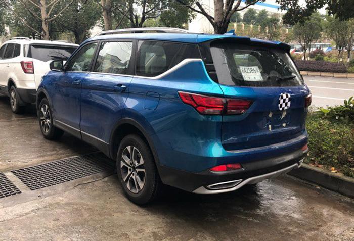 长安最新大7座SUV实车曝光比哈弗H6漂亮10万能成爆款_凤凰彩票平