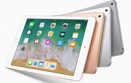 苹果新iPad引期待 华为平板M5成对手