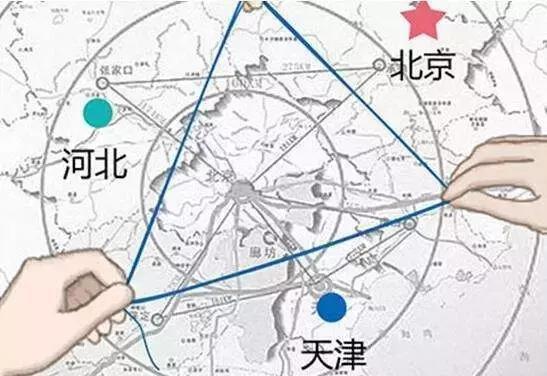 北京新机场周边规划图 图片合集图片