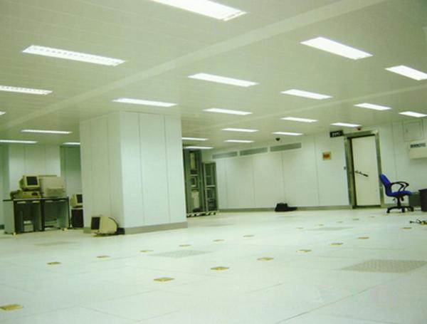 浅谈:屏蔽机房的技术设计及整体建设系统